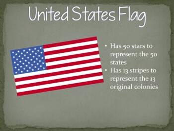 Symbols of the United States Presentation