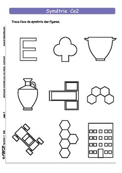 Symétrie Ce2