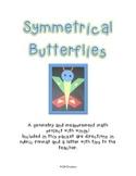 Symmetrical Butterfly- A Mathematical Masterpiece