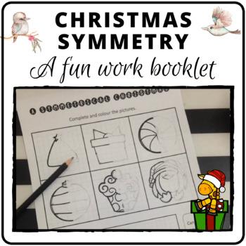 Symmetrical Christmas activities