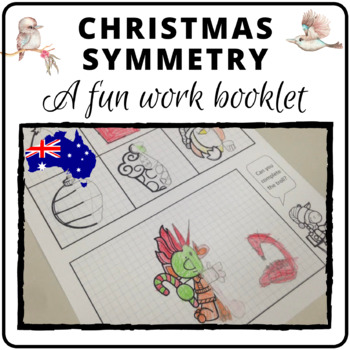 Symmetry Christmas activities Australian version