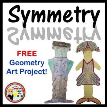 Symmetrical Creations - Geometry Art!