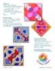 Symmetrical Hearts Valentine Art