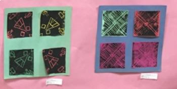 Symmetrical Print-Making