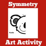 Symmetry | Lines of Symmetry | Kindergarten 1st 2nd 3rd Gr
