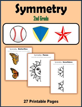 Symmetry (2nd Grade)