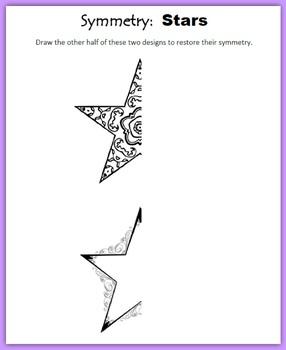 Symmetry (5th Grade)