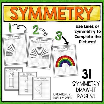 Lines of Symmetry Activities