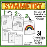 Lines of Symmetry Activities