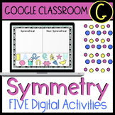 Symmetry Geometry Digital Google Classroom Activities G.3