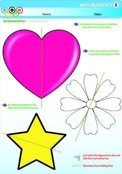 Symmetry Activity (Cut &Fold)