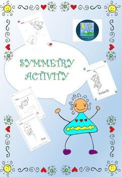 Symmetry Activity Worksheets