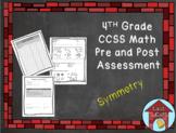 Symmetry Assessment CCSS Aligned