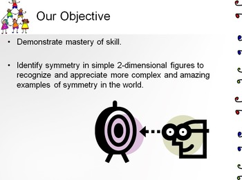 Let's Learn About Symmetry (Asymmetry, Bilateral & Radial) (Powerpoint)