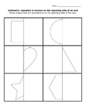 Symmetry - Basic Practice Shapes