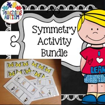 Autism Symmetry Matching Activities