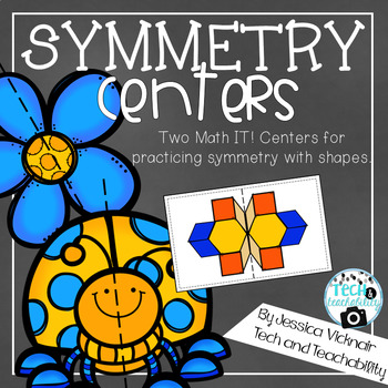 Symmetry Centers: A Math Center for Practicing Symmetry wi