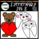 Symmetry Clipart Set 3