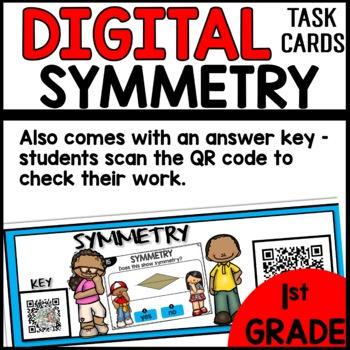 Symmetry DIGITAL TASK CARDS