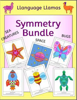 Symmetry Discounted Bundle - Space, Bugs and Sea Creatures