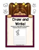 Symmetry Draw and Write