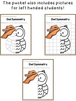 Symmetry Drawing ~ Fall
