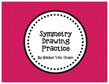Symmetry Drawing Practice