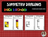 Symmetry Drawings | Back To School | Art