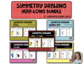 Symmetry Drawings Bundle | Year-Long | Art