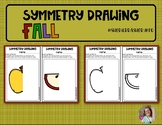 Symmetry Drawings | Fall | Art
