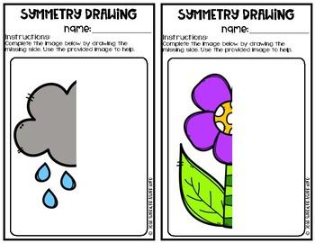 Symmetry Drawings | Spring | Art