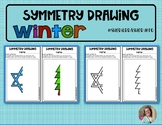 Symmetry Drawings | Winter | Art