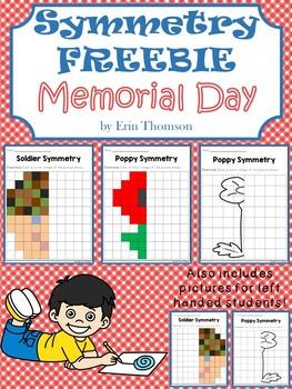 Symmetry Freebie ~ Memorial Day
