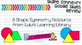 Symmetry Google Slides Review