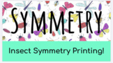 Symmetry: Insect Symmetry Printing! Distance Learning Lesson