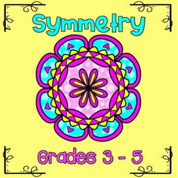 Symmetry:  Interactive PowerPoint and Student Practice Pages