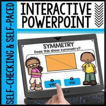 Symmetry Interactive Powerpoint