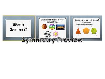 Symmetry Introduction and Review