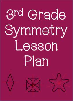 Symmetry Lesson Plan