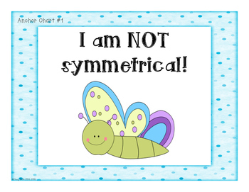 Symmetry Made Simple - Hands On Math! 5 days of activities!