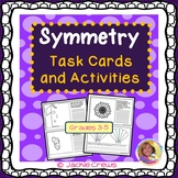 Symmetry Task Cards and Activities