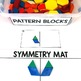 Symmetry Math Center (included in 2nd grade math centers bundle)