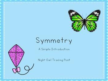 Symmetry Mini-Lesson: A Simple Introduction