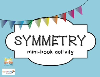 Symmetry Minibook with QUIZ