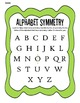 Symmetry Packet for K-2 Art or Math (Sub Day)