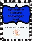 Symmetry Picture Scavenger Hunt