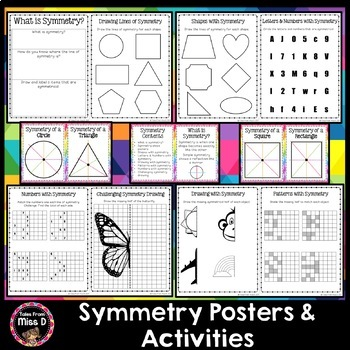 Symmetry Posters and Activities