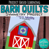 Symmetry Project Based Learning - Barn Quilts