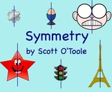 Symmetry - Smartboard Math Lesson
