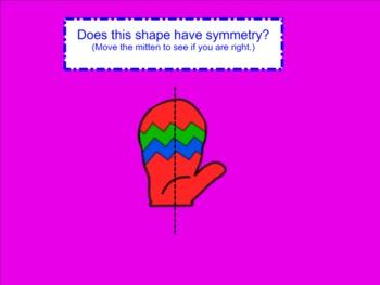 Symmetry Smartboard Practice